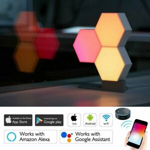 Life Smart Cololight Night Lighting DIY Touch Quantum Lamp Voice Control