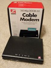 Zoom 343 Mbps Cable Modem DOCSIS 3.0 Model 5341J