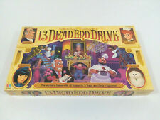 13 Dead End Drive Board Game, Milton Bradley 1993, CIB Excellent Condition