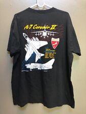 A-7 Corsair II T-shirt.  New Never Worn