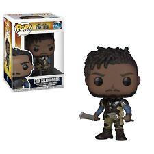 Black Panther Erik Killmonger Funko Pop! Vinyl Figure Bobble-head 278
