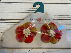 lindsay Phillips Interchangeable Snaps Tory Shoe Charms