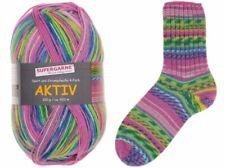 Supergarne Aktiv Sock yarn 4-ply superwash 100g/459yd Creation #2805