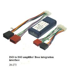 20-273 MAZDA 2 2007 to 2014 ISO to AMPLIFIER BOSE INTEGRATION INTERFACE LEAD