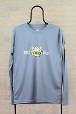 I Beat the Blerch 2015 Morristown NJ Half Marathon Finisher Mens Medium Gray