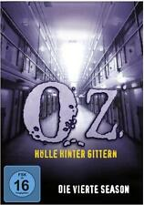 Oz - Hölle hinter Gittern, Die vierte Season [6 DVDs](NEU/OVP)