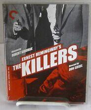 The Killers (1946/1964) Blu-ray 2015 ,CRITERION Clásica Película Negra 2