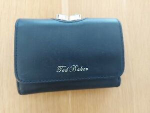 Ted Baker Small Black Purse