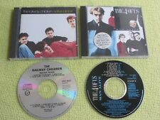 The Railway Children Native Place & The 4 Of Us Man Alive 2 CD Albums 90s Pop