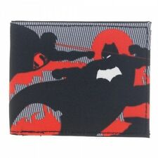Dawn of Justice Bi-Fold Wallet -  New & Genuine Licensed Product AU Stock