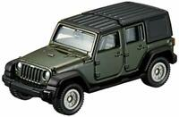 TAKARA TOMY Tomica No.80 Jeep Wrangler from JAPAN NEW