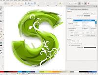 Graphic Illustrator Draw Software Compatible with Adobe CS CS2 CS3 CS4 CS5 CS6