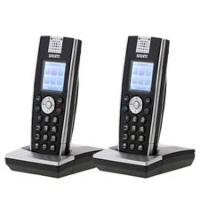 Snom M9R-Hc 4-Line Operation SpeakerPhone w/ Dect 6.0 Technology (2 Pack)