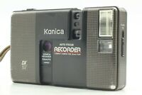 [Exc+5] KONICA Auto Focus RECORDER 35mm Half-Frame Point&Shoot Camera From Japan