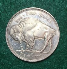 THE SPORTS SECTION INC SILVER BUFFALO COIN