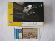 Hasegawa 1:48 Scale Voyager kit with and Eduard Photo-Etch Upgrade