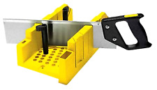 Stanley Sta120600 Clamping Mitre Box and Saw 1 20 600