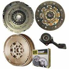 CLUTCH KIT AND LUK DUAL MASS FLYWHEEL AND CSC FOR FORD KUGA SUV 2.0 TDCI