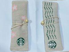 Starbucks Thailand Reusable Utensil Set