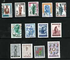 PORTUGESE TIMOR STAMPS FROM 1948-1953 (MINT & USED-HINGED)