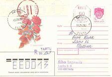 Bedarfsbrief-Briefmarken aus Estland