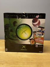 Microsoft Original Xbox Console BOX ONLY NO CONSOLE FAST SHIPPING!!