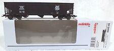Märklin 45645 -04 USA stortwagen beladen steenkool kortkoppelingen speciaal !