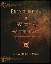 Encyclopedia of Wicca & Witchcraft Complete Book ~ Wiccan Pagan Witchcraft