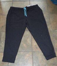 EVERLAST ~ Women's Plus Yoga legging Pants Black Athletic ~ SIZE 1X ~ NEW