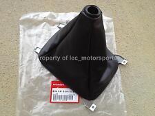 New OEM 1996-2000 Honda Civic EX CX DX D16 Black 5 Speed Manual Shift Boot S04