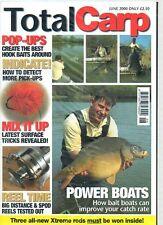 TOTAL CARP MAGAZINE - June 2000