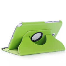Samsung Galaxy Tab 3 / 8.0 / T310 Premium Rotatable Case Cover with Stand -Green
