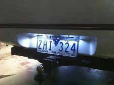 T10 w5w wedge SMD super white LED bulb/globe for FORD Ranger number plate lights