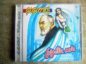 Gigione  figlia mia      CD Originale     cass.6