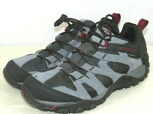Merrell Alverstone WP J84279 Castlerock Men's Shoes Sneakers Size 9.5 M US