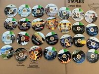 Lot of Xbox Classic & Xbox 360 Games -- Assassin's Creed, Halo, Mass Effect