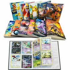 Pokemon Cards Album Book 240Pcs Capacity Cards Holder List Collectors Folder UK
