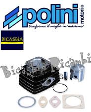 6341 - ZYLINDER POLINI DM 47 FANTIC 50 ISSIMO - MINARELLI V1 BICASBIA CERIGNOLA