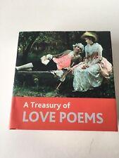 VGC A Treasury Of Love Poems Book