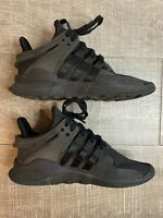 Adidas Eqt Support Adv Big Kids CP9473 Black Athletic Shoes Sneakers Size 4.5