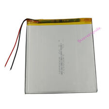 3.7V 4000 mAh Polymer replace Li Battery Lipo For GPS PDA ipod Tablet PC 3496107