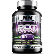 PCT Xtreme (Post Cycle Support & Testosterone Booster)