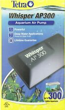 Tetra Whisper Air Pump for Deep Water Applications Up to 300-Gallons