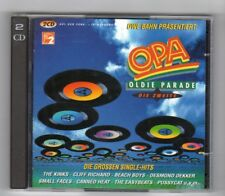 (HY885) OPA, Oldie Parade die Zweite, 37 tracks various artists - 1994 double CD