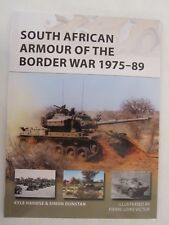 Osprey New Vanguard 243 - South African Armour of the Border War 1975–89
