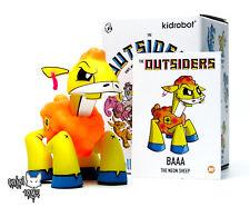 "Baaa - Kidrobot Joe Ledbetter Outsiders Mini Series 3"" Vinyl Figure JLED"