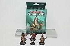 Shadespire Nightvault Godsworn Hunt Tokens promo