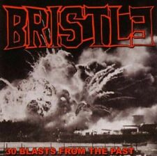 """BRISTLE  """"30 BLASTS FROM THE PAST """" NEW CD  ( SEATTLE PUNK ) rodent popsicle"""