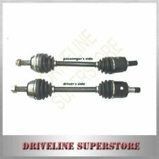 HONDA ACCORD CG 3.0L V6 AUTO 1998-2002 WITH ABS TWO NEW CV JOINT DRIVE SHAFTS
