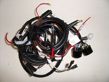 Ariel Leader  Wiring harness Fitted with Lucas Sockets Fleece covered Labled